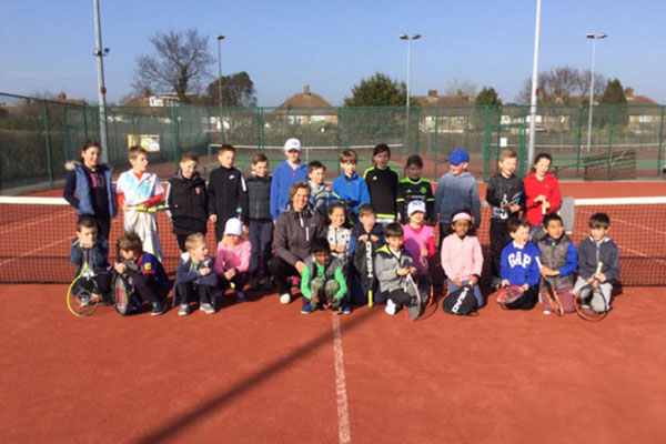 Junior Tennis Group