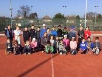 Junior Tennis Group