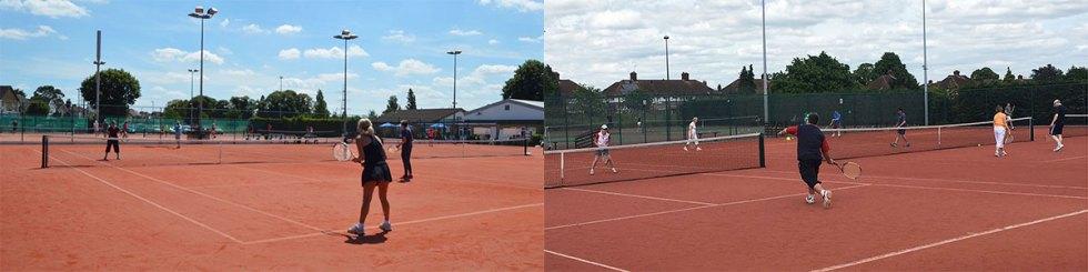Get Active 50+ at Ashford Tennis Club
