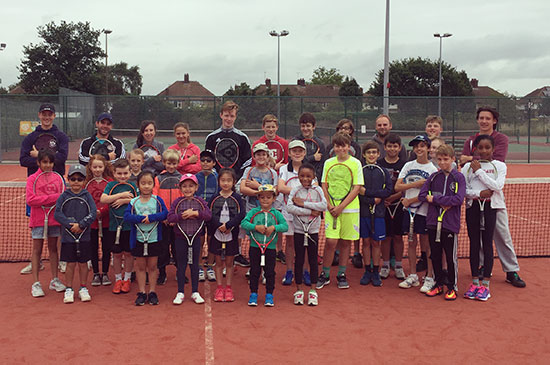 Junior Tennis Camps