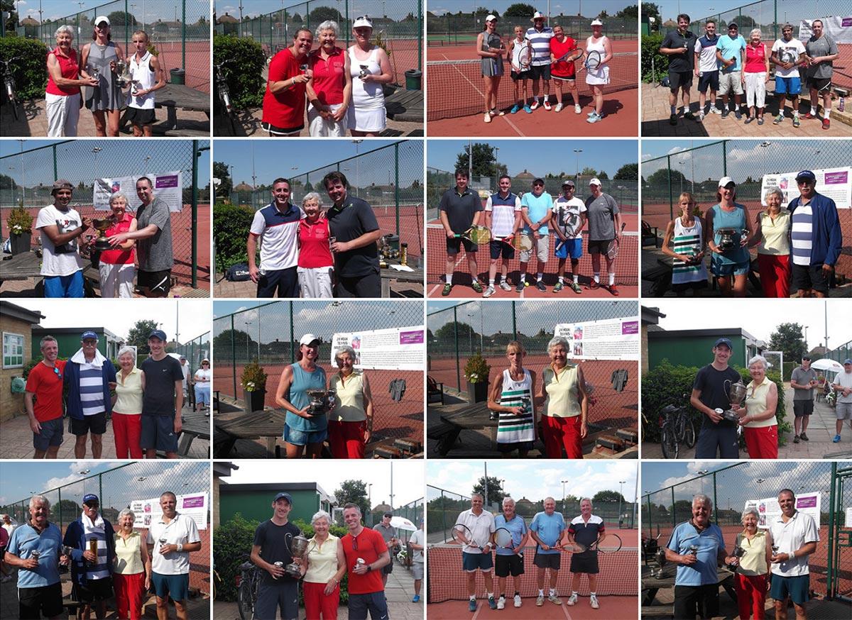 2018 Tennis Tournament Finals Weekend