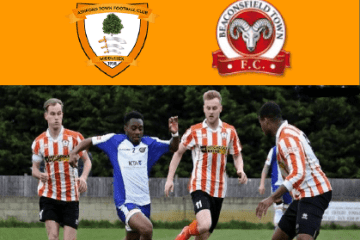 Programme v Beaconsfield Town, 09/12/17