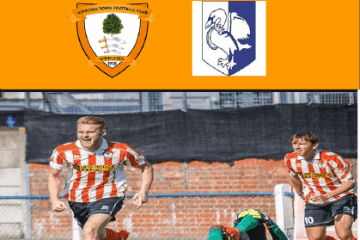 Ashford Town (Middlesex) v Marlow, 02/01/18