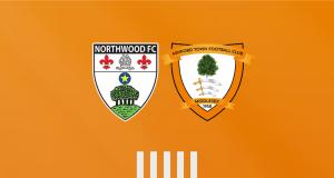 Northwood FC vs Ashford Town (Middx) FC @ Northwood Park