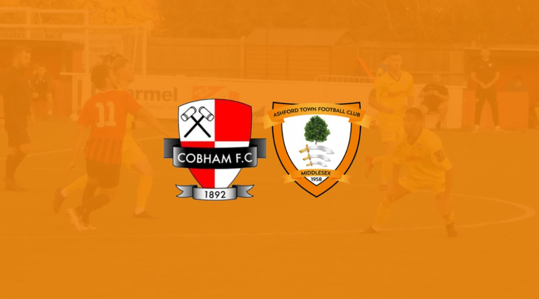 Cobham FC vs Ashford Town (Middlesex) FC Preseason 2020
