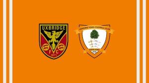 Uxbridge vs Ashford Town @ Honeycroft