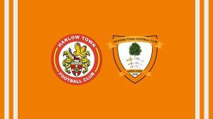 Harlow Town vs Ashford Town @ Northwood Park