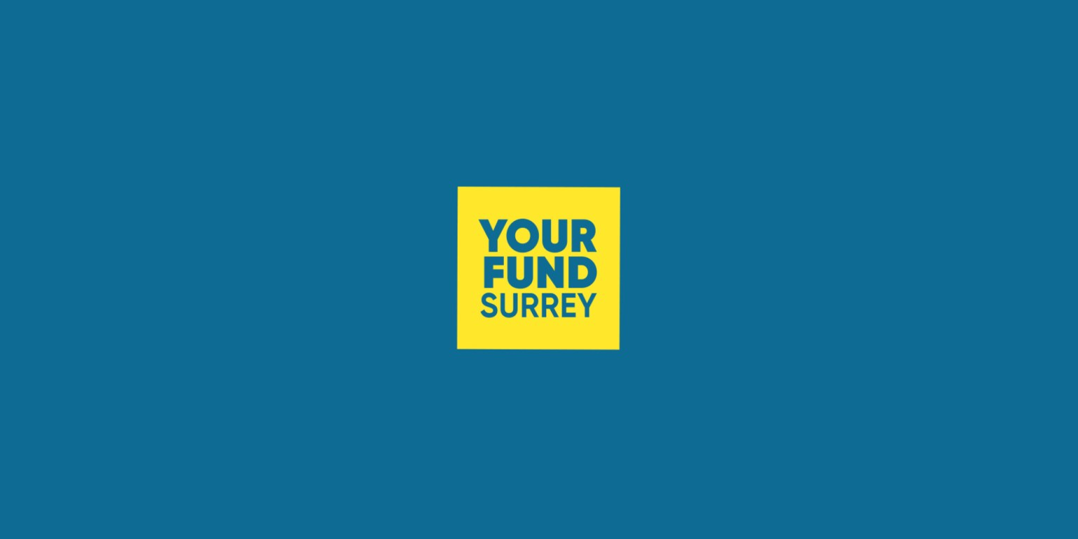 Your Fund Surrey Home page slider
