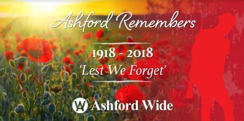 Ashford Remembers