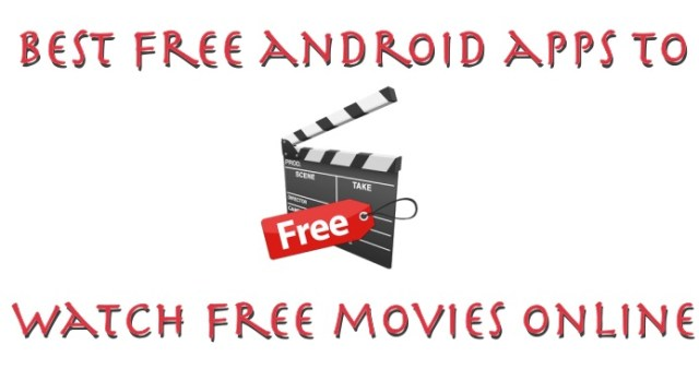 free movie apps for android