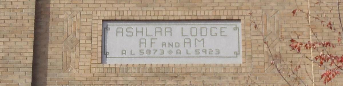 Music and Masons – ASHLAR LODGE, No 3, A F & A M