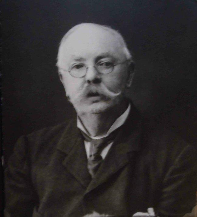 W.B.Eric Barclay McKay, circa 1900