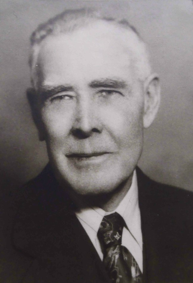 Henry McRae, Worshipful Master of Ashlar Lodge No.3 in 1921