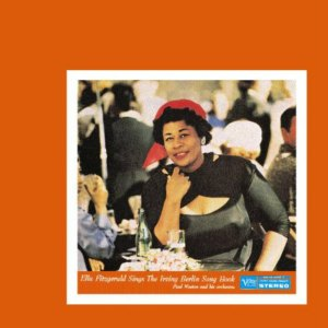 Ella Fitzgerald Sings the Irving Berlin Songbook, CD cover
