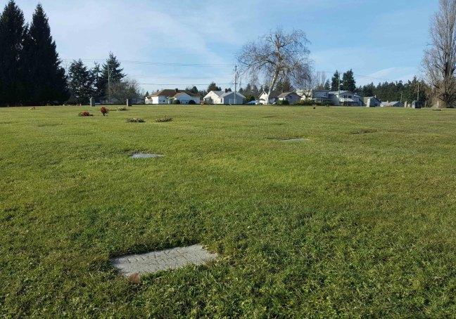 Samuel Drake grave, Bowen Road Cemetery, Nanaimo, B.C.