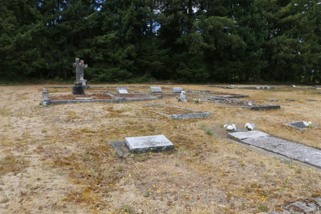 Micheal Williamson grave, Cumberland cemetery, Cumberland, B.C. (photo: Ashlar Lodge No. 3 Historian)