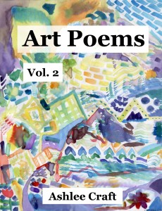 Art Poems, Volume 2 by Ashlee Craft - Cover
