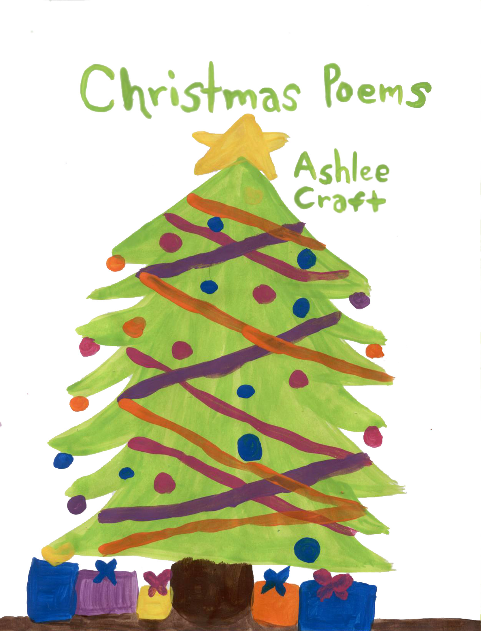 christmas poems by ashlee craft - Christmas Poetry