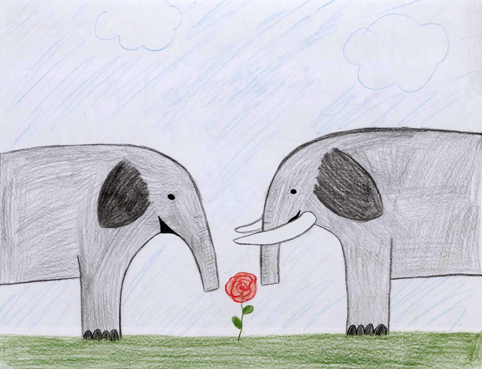 blossom the elephant book 1 sample chapter ashlee craft u0027s world