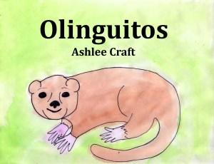 Olinguitos (Wonderful Wildlife, Book 5) by Ashlee Craft - Cover
