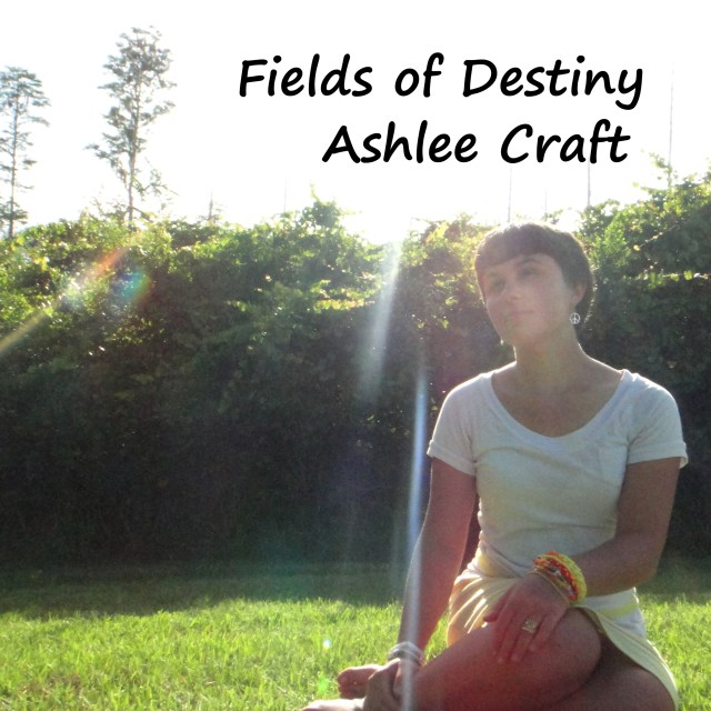 Fields of Destiny - Ashlee Craft - Album Cover