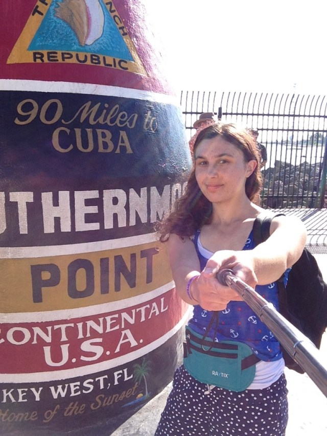 The Southernmost Point in the United States - Key West - My Awesome Florida Road Trip