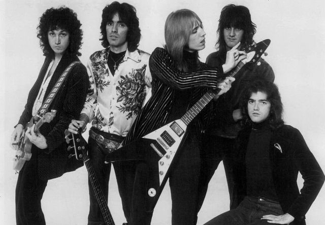 Tom Petty & the Heartbreakers 1977