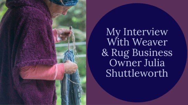 Julia Shuttleworth Interview