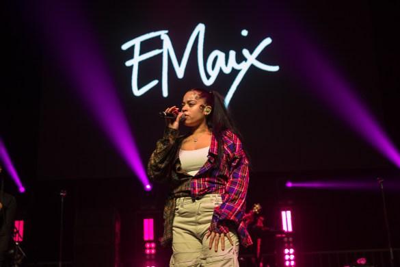 Ella Mai Performing at BUKU 2019
