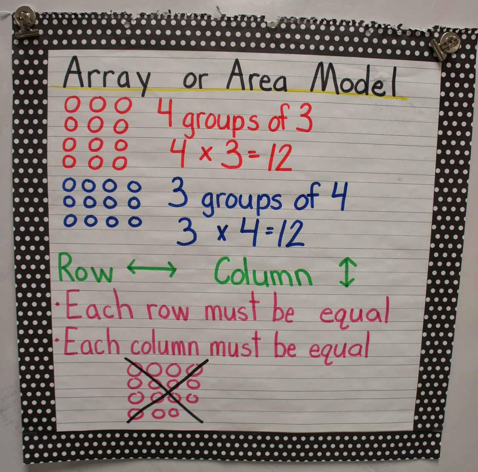 Halloween Themed Multiplication