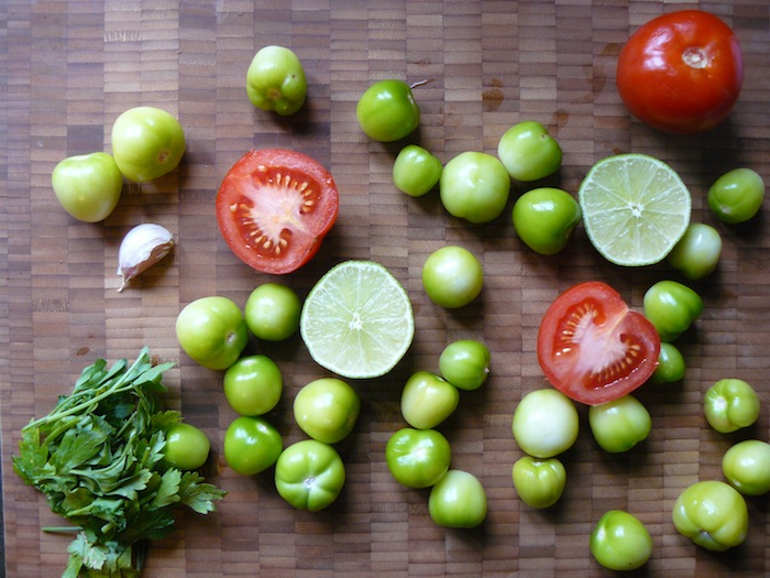 Salsa ingredients-2