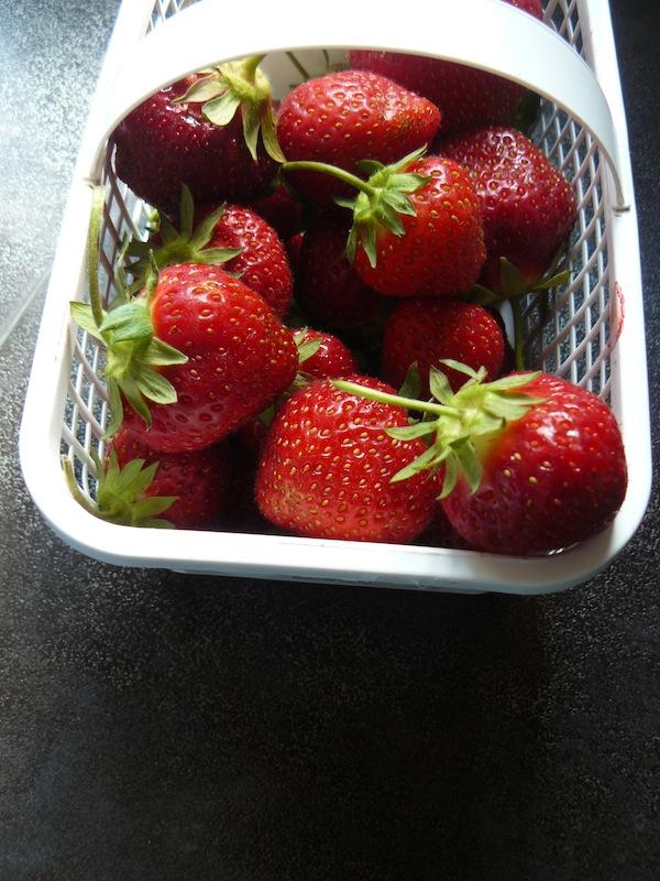 Strawberry Fool (dairy-free) 1