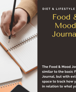 Weekly Food and Mood Journal