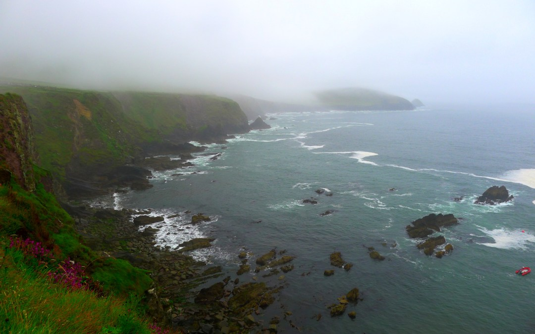 Dingle II: Irish Heritage and Craggy Cliffs