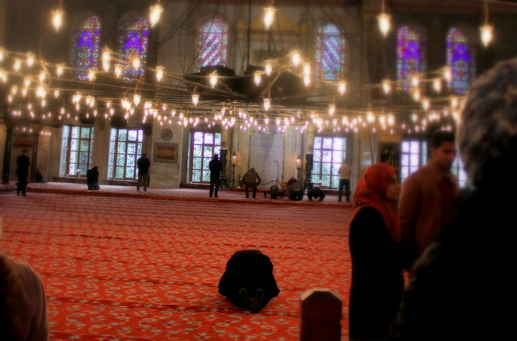 Blue Mosque Dreaming