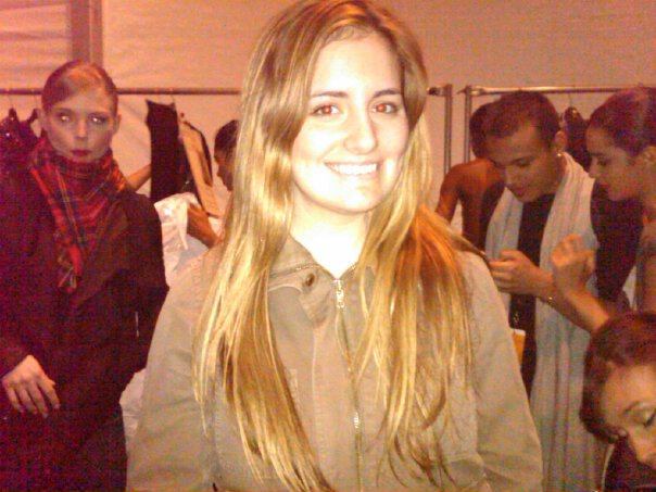 That One Time I Worked Backstage at New York Fashion Week