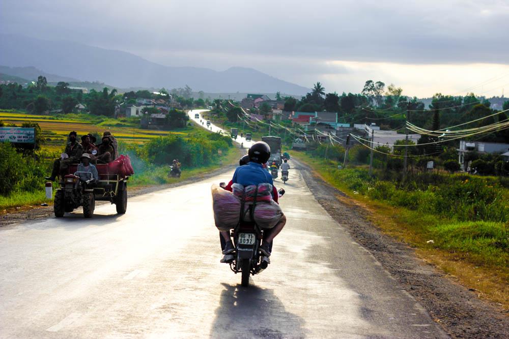 Motorcycling Across Vietnam: Part 1