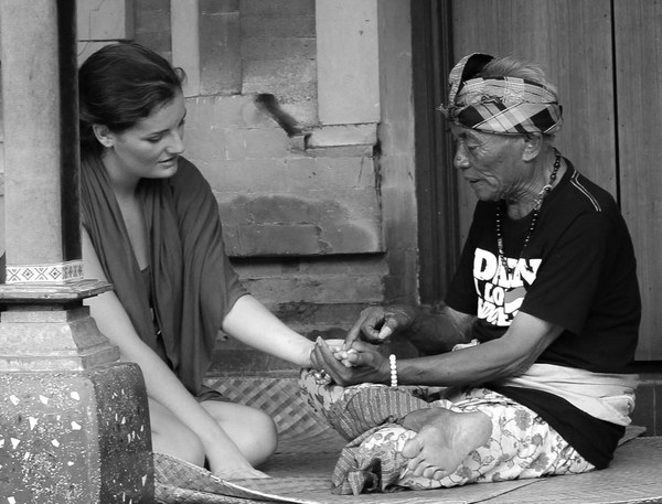 Chasing Eat, Pray, Love in Bali