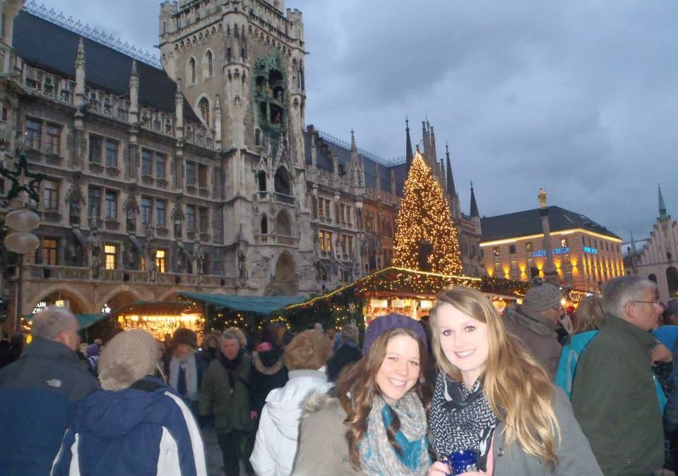 Working as an Au Pair in Munich, Germany: What It's Really Like