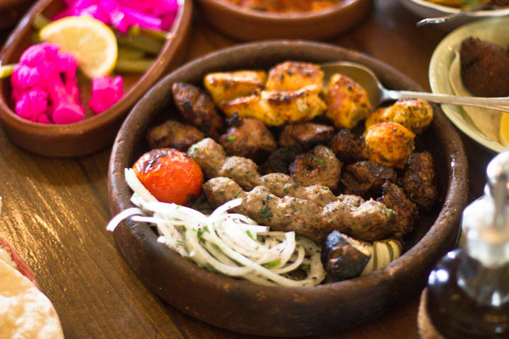 From Maqluba to Mansaf: My Top Eats in Jordan