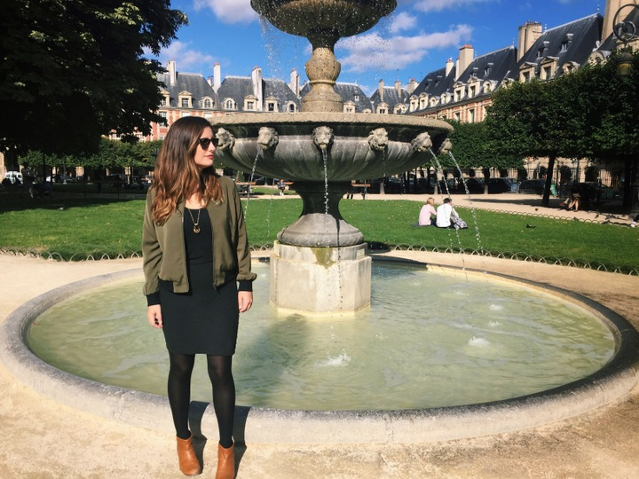 Highlights of a Glorious, Sunny Week in Paris