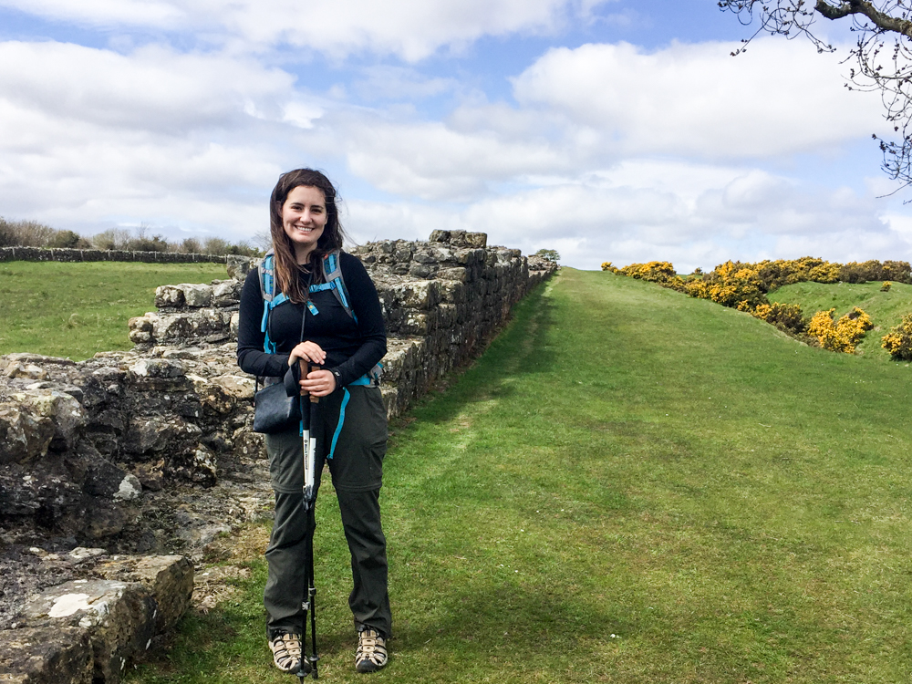 My super detailed Hadrian's Wall packing list: Everything you need to bring