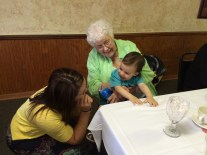 Sis, Grandma Beth and My Baby Boy