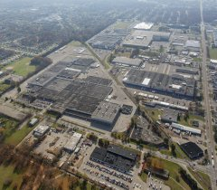 Industrial Property for Lease Michigan - Grand Rapids Aerial 47148-06