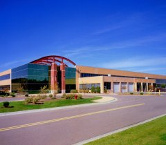 Industrial Property for Lease Michigan - Plymouth Road Technical Center Ground Photo