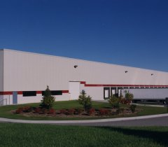 Industrial Property for Lease Michigan - Warren Business Center Ground Photo
