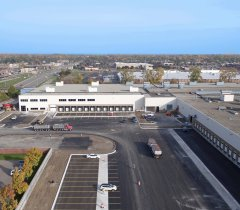 Industrial Property for Lease Michigan - livonia distribution center