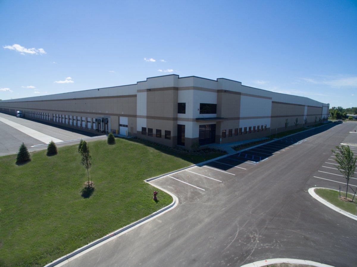 Tri-County Commerce Center - Hazel Park Michigan Industrial Real Estate
