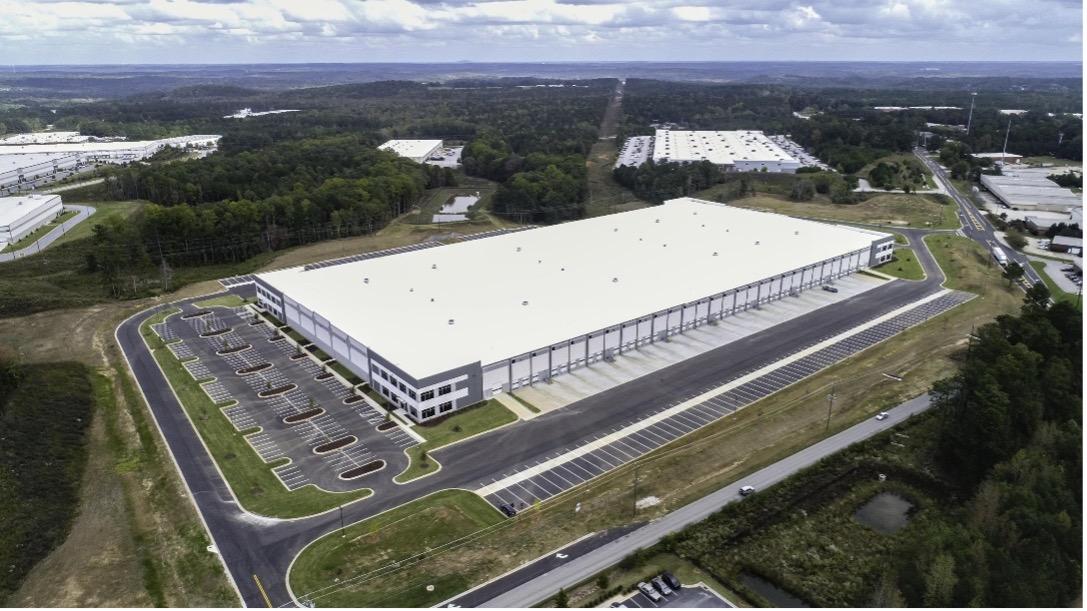 Conyers Logistics Center - Atlanta Industrial Real Estate Property - Ashley Capital