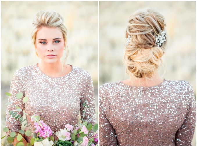 bride tip: book a professional hair and makeup artist
